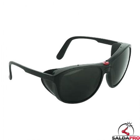 Occhiale protettivo N 37 per saldatura