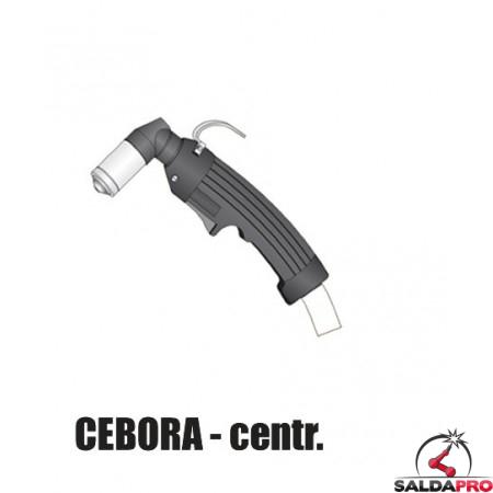 Torcia completa Cebora P150 terminale centralizzato taglio al plasma