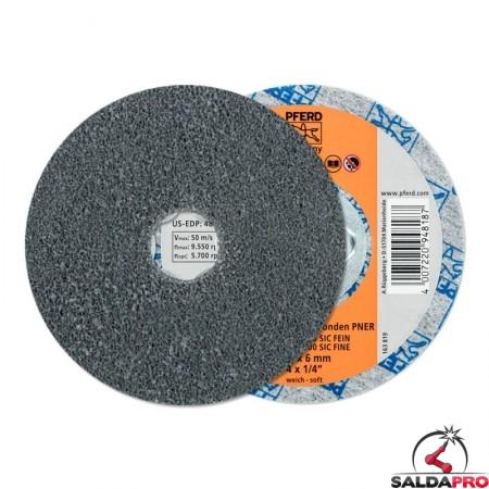disco in vlies tipo pner 100-125mm grana fine combiclick