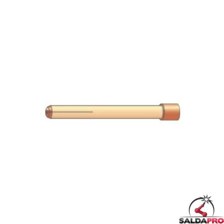 Pinza serra elettrodo Ø0,5-4mm torce Serie WP saldatura TIG (10 pz)