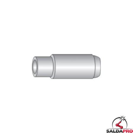 Ugello nitruro silicio Ø 6-19 mm torce Serie WP saldatura TIG (10 pz)