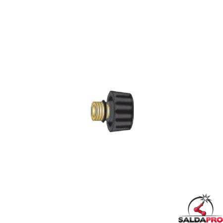 Cappellotto posteriore corto torce Serie WP saldatura TIG (10 pz)