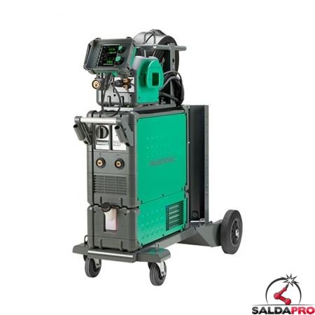 Saldatrice Sigma Select 300 S-V raffreddamento acqua MIG-MAG MMA Migatronic