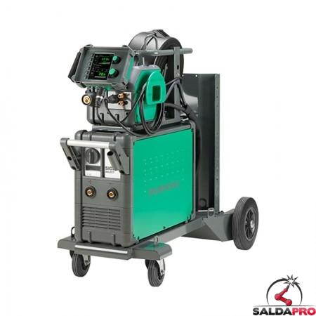 Saldatrice Sigma Select 400 S-L raffreddamento aria MIG-MAG MMA Migatronic