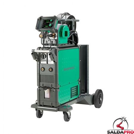 Saldatrice Sigma Select 400 S-V raffreddamento acqua MIG-MAG MMA Migatronic