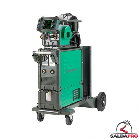 Saldatrice Sigma Select 550 S-V raffreddamento acqua MIG-MAG MMA Migatronic