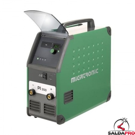 Saldatrice PI MMA 350E-350E CELL ad inverter saldatura MMA Migatronic