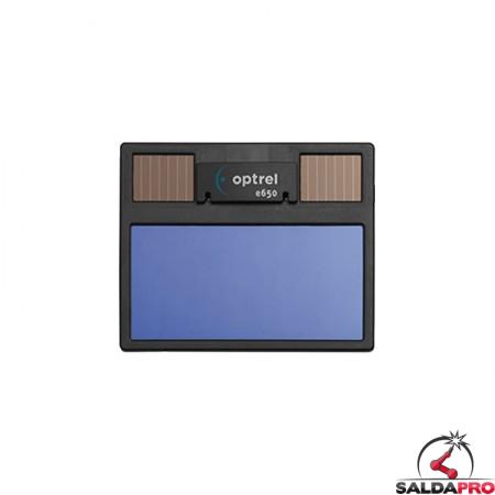 Gruppo ottico DIN 4/9-13 per maschera e650 Optrel