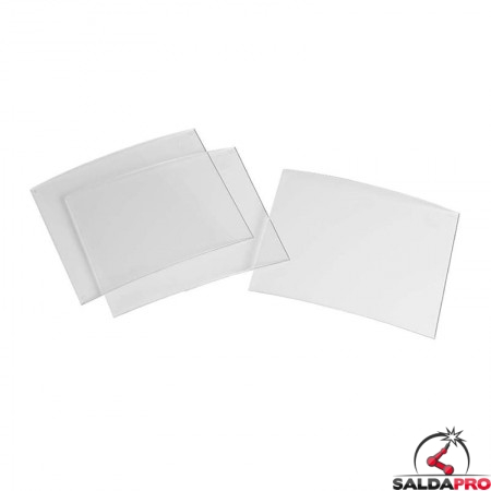 Vetrino esterno 86x110 per maschera OSC Optrel (10 pz)