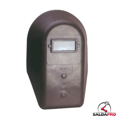 Schermo manuale in fibra b210 Optrel DIN-11 105x50 - 90x110