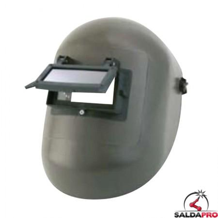 Maschera per saldatura in fibla Flip up b230 Optrel DIN-11 105x50
