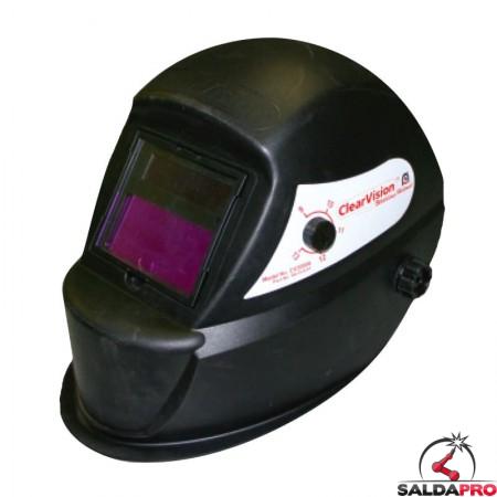 Maschera Clear Vision 110x90mm DIN 9-13