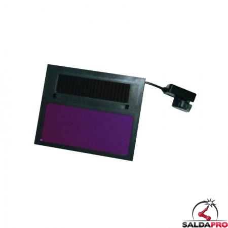 Gruppo ottico DIN 9-13 110x90x9mm