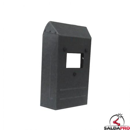 Maschera piana in fibra di vetro 75x98 (10pz)