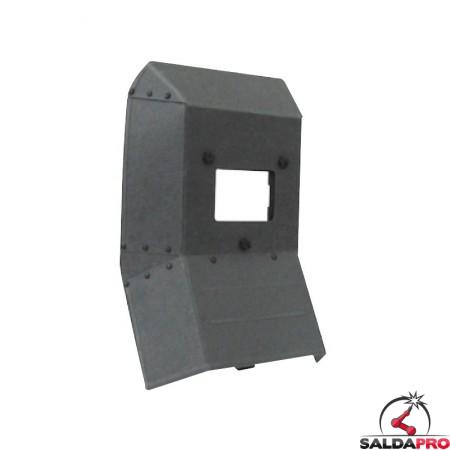 Maschera curva rinforzata in fibra di vetro 75x98 (10pz)