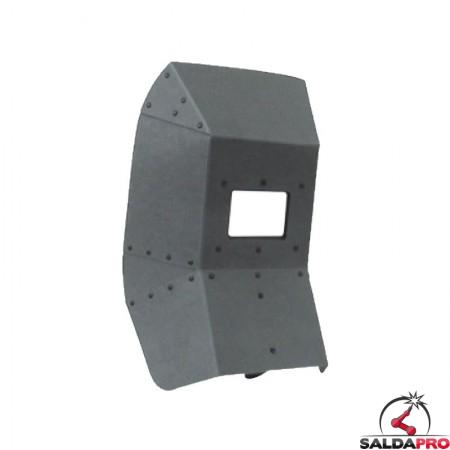 Maschera curva Maxi rinforzata in fibra di vetro 75x98 (10pz)
