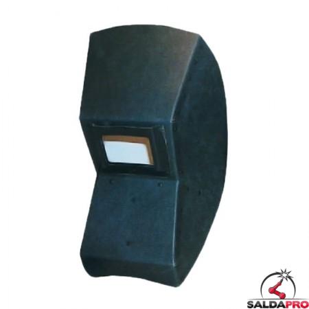 Maschera curva Maxi Super rinforzata in fibra di vetro 75x98 (10pz)