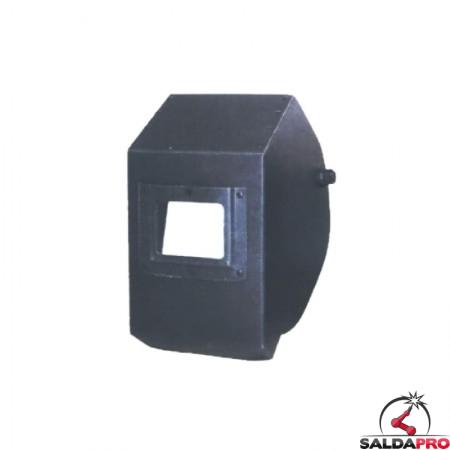 Maschera a casco Quadro in fibra di vetro 75x98 (10pz)