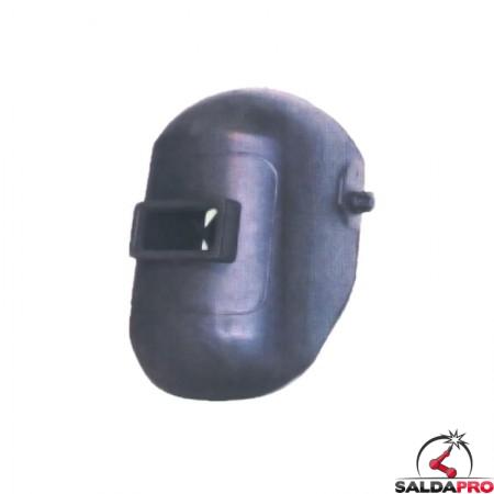 Maschera a casco tondo in polipropilene 50x105 (10pz)