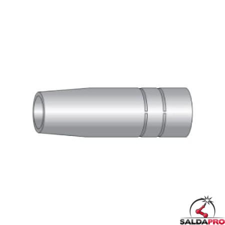 Ugello gas Ø11-18mm di ricambio per torcia TRF MAX 250