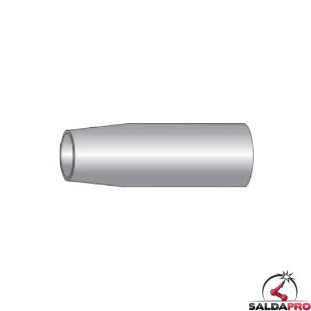 Ugello gas Ø11-14mm di ricambio per torcia TRF MAX 250