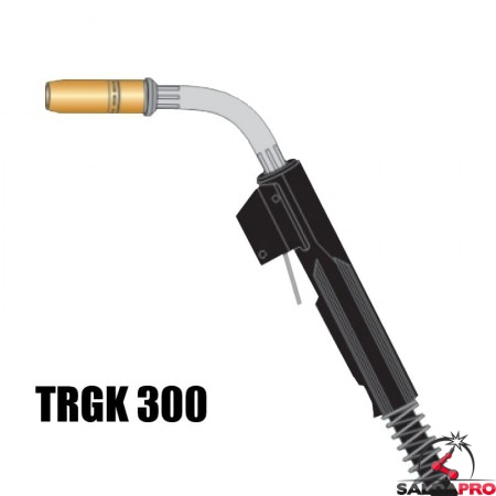 torcia completa trgk 300a saldatura filo continuo mig