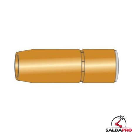 Ugello gas STD Ø13-19 mm torce TRGK® Serie 300A - 350A (10pz)