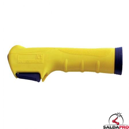 Impugnatura ergonomica Ø16mm per torce TYNOS® TNS 300W 550W