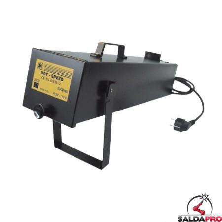 fornetto portatile asciuga elettrodi 42v 110v 220v