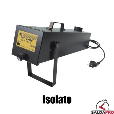 fornetto isolato portatile asciuga elettrodi 42v 110v 220v preparazione saldatura