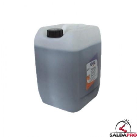 liquido refrigerante tanica 20 litri per torce mig