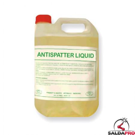antiadesivo liquido tanica 5kg 20kg 50kg saldatura automatica