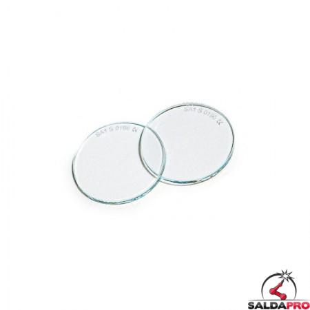 lenti 50mm carborock incolore ricambio occhiali saldatura