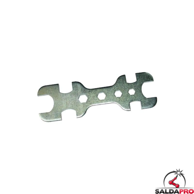 chiave di montaggio ewo per becchi beccucci e valove di sicurezza