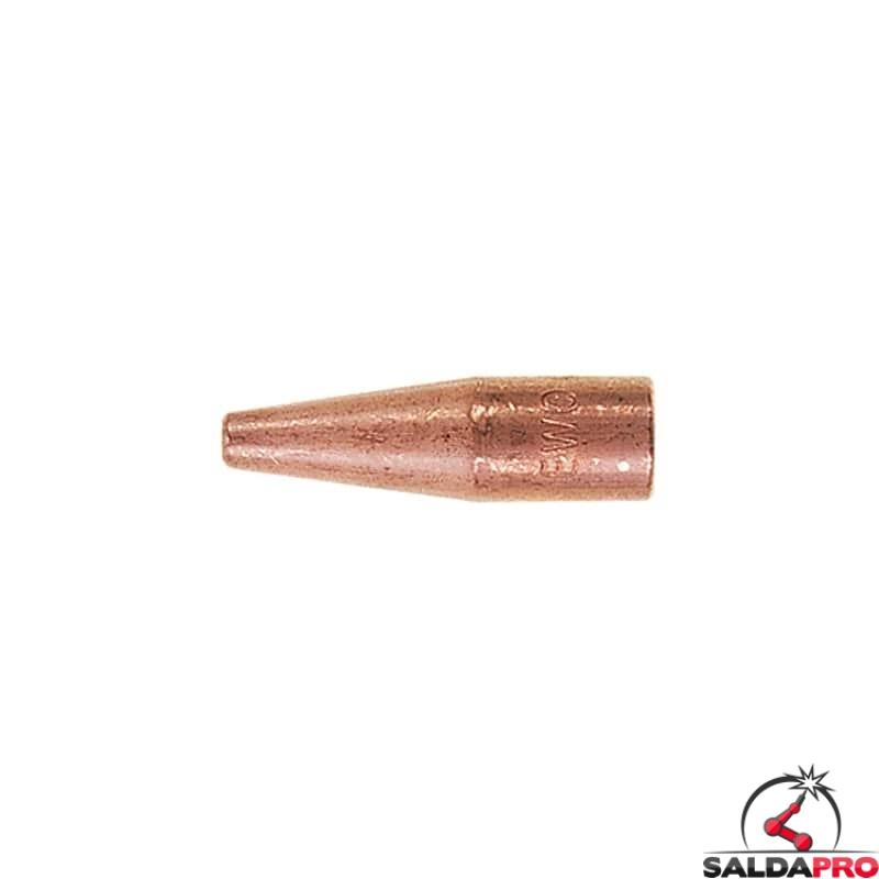 becco saldatura lancia propano 0,5-25mm marca ewo ossiacetilenica