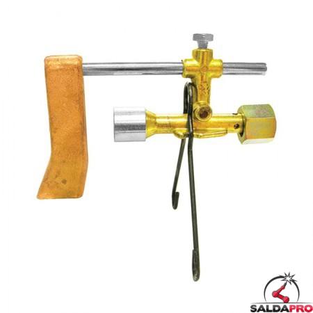 lancia gas liquefatti saldatura ossiacetilenica mazzetta rame