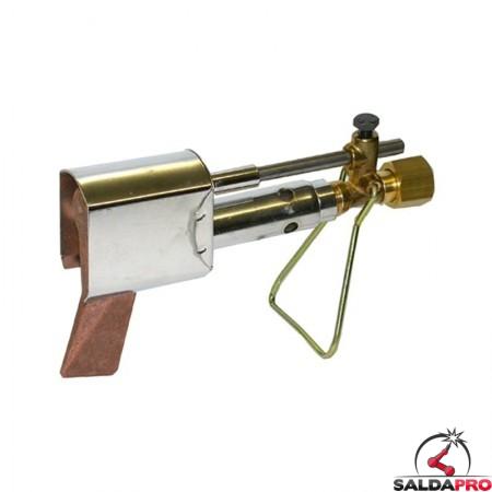 lancia gas liquefatti saldatura ossiacetilenica mazzetta rame cuffia in kit