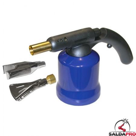 lampada saldatura cartuccia gas liquefatto bruciatore 20mm bruciatore forcella piatto