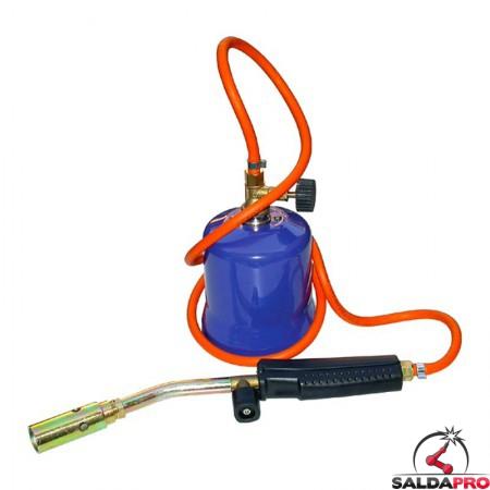 saldatore a cartuccia gas liquefatto bruciatore ottone 22mm saldatura ossiacetilenica