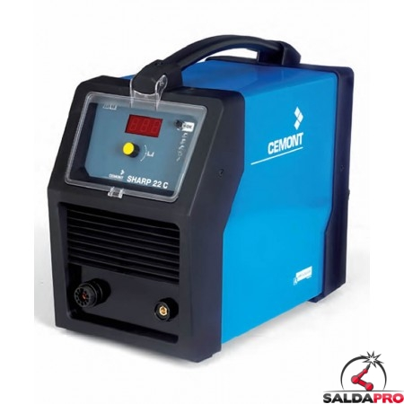 Taglio al Plasma SHARP 22 C WT CEMONT portatile trifase 230/400V