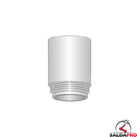 ugello esterno taglio contatto ricambio torce plasma powermax600 pac 123 hypertherm