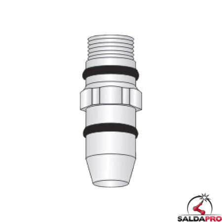 elettrodo 90/120A XF  ricambio torce taglio plasma saf-fro serie cpm