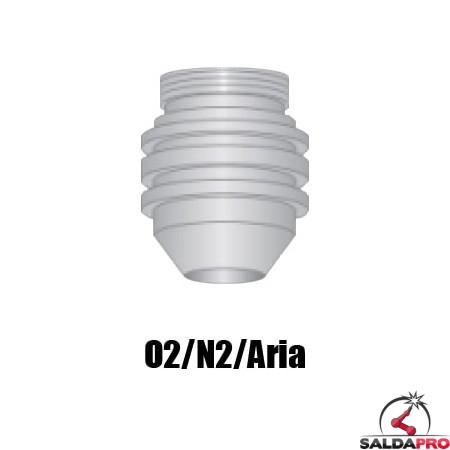 ugello o2/n2/aria 50-100a ricambio torcia taglio plasma maximizer300 thermal dynamics