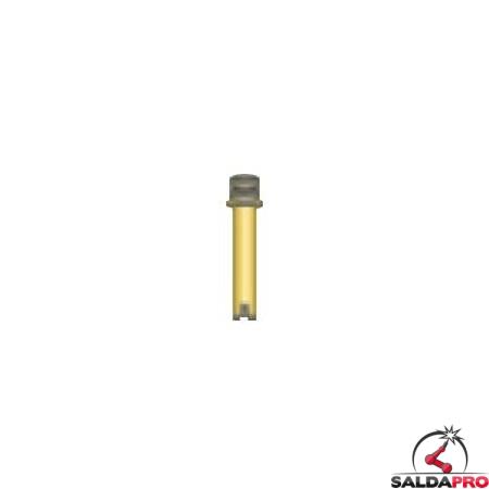 tubetto diffusore ottone ricambio torce taglio plasma ergocut s75 trafimet
