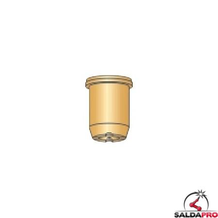 ugello rame 1,2mm 1,4mm ricambio torcia taglio plasma ergocut s105 trafimet