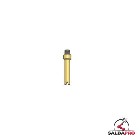 tubetto diffusore ottone ricambio torce taglio plasma ergocut a81 autocut p81 trafimet