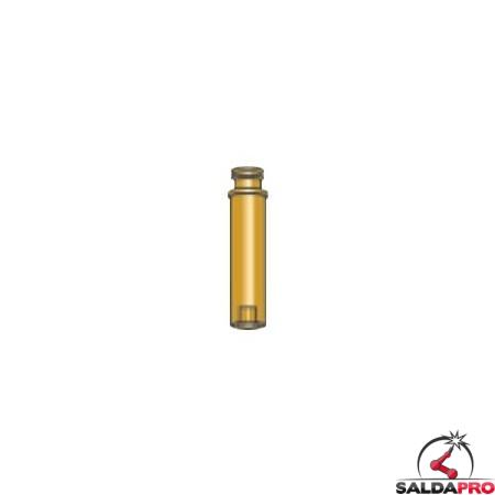tubetto diffusore ottone ricambio torce taglio plasma ergocut a141 a151 trafimet