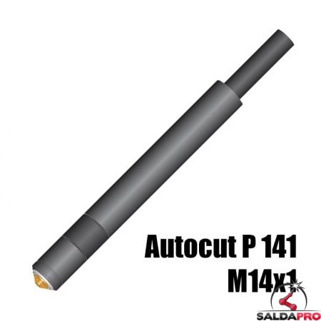 torcia macchina completa autocut p 141 attacco m14x1 taglio plasma trafimet