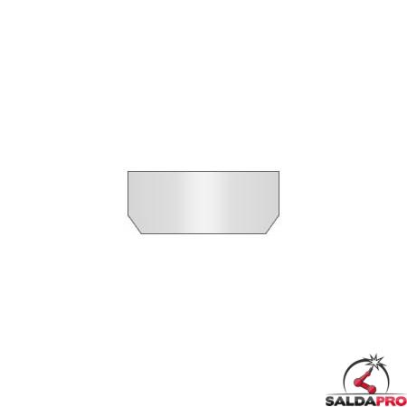 schermo ugello esterno ricambio torcia taglio plasma ergocut aw201 trafimet