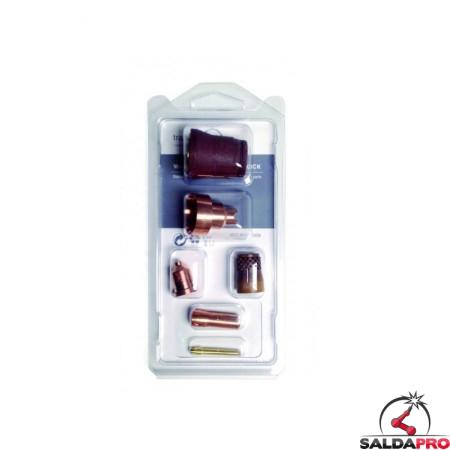 starter kit 40-130a ricambio torcia taglio plasma serie pro z trafimet